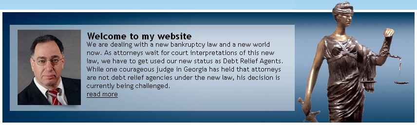 Bankruptcy Lawyer Chapter 7 Chapter 13 New Jersey